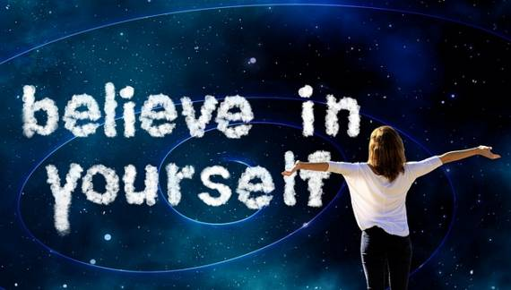 Find Confidence and Believe in Yourself