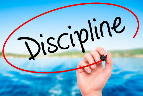 Self Discipline Quotes