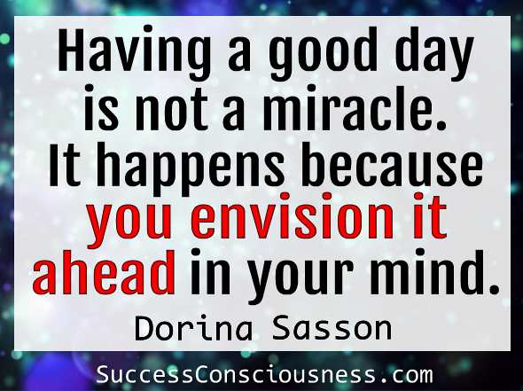 Envision a Great Day