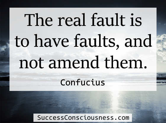 The Real Fault