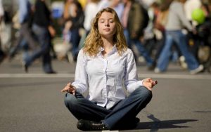 Distractions during Meditation