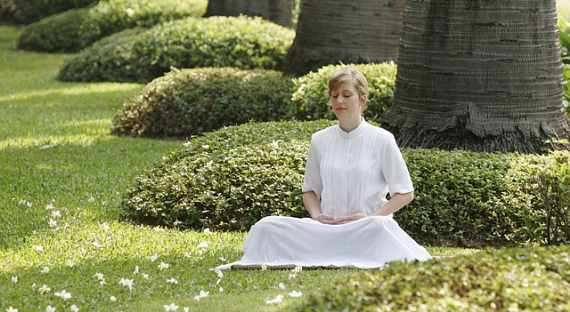 Meditation Help You Lose Weight