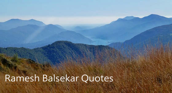 Ramesh Balsekar Quotes