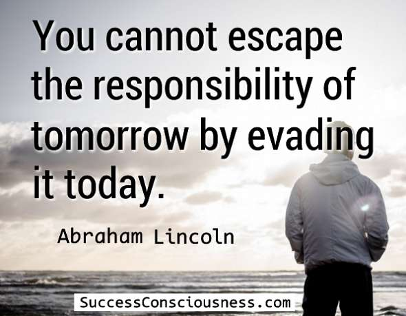 Responsibility of Tomorrow