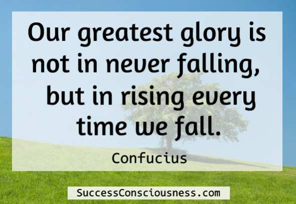Rising Above Failure