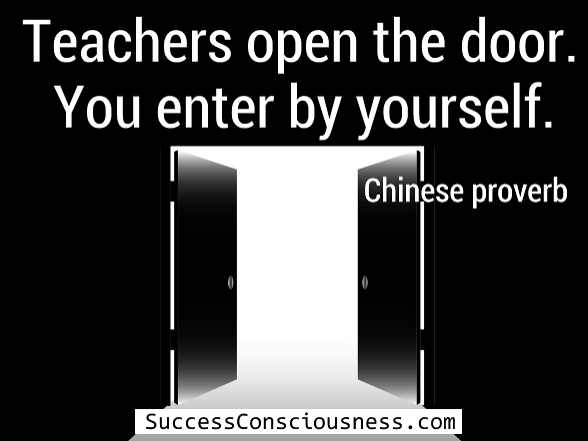 Teachers Open the Door