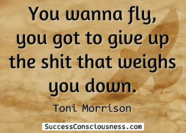 You Wanna Fly - Quote