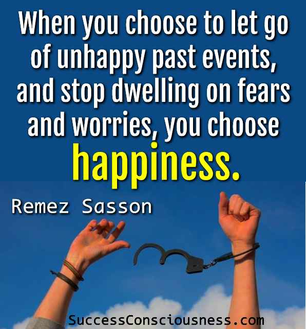You Choose Happiness